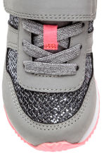 Glittery trainers - Grey - Kids | H&M CN 3