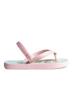 Flip-flops - Mint green/Frozen - Kids | H&M CN 2