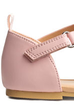 Sandals with appliqués - Light pink - Kids | H&M 3