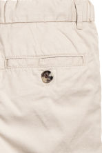 Chino shorts - Light mole -  | H&M 4