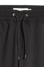 Pantaloni pull-on - Nero - UOMO | H&M IT 3