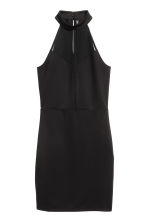 Sleeveless dress - Black - Ladies | H&M 2