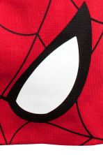 Bonnet en jersey - Rouge/Spiderman - ENFANT | H&M FR 2