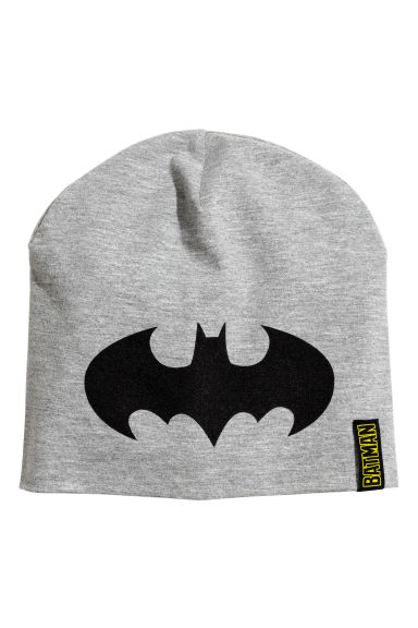 Jersey hat - Grey/Batman - Kids | H&M 1