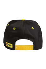 Cap with a print motif - Black/Lego - Kids | H&M CN 2