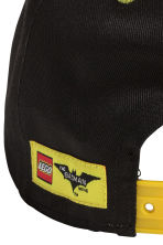 Cap with a print motif - Black/Lego - Kids | H&M CN 3