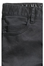 Pantaloni biker con rinforzi - Nero -  | H&M IT 3