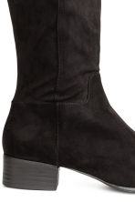 Long boots - Black - Ladies | H&M CN 4