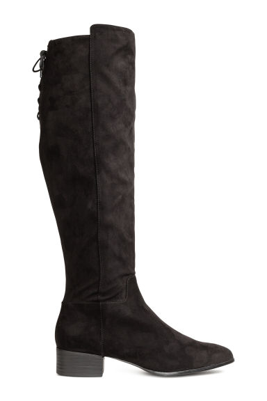 Long boots - Black - Ladies | H&M 1