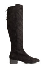 Long boots - Black - Ladies | H&M CN 1