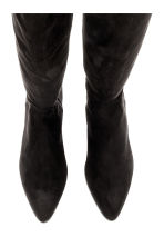 Long boots - Black - Ladies | H&M CN 2