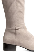 Long boots - Grey - Ladies | H&M CA 4
