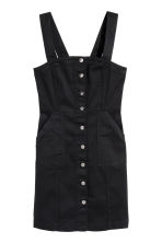 Denim dress - Black - Ladies | H&M 2