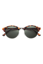 Sunglasses - Tortoise shell -  | H&M 2