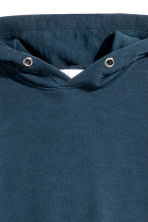 Hooded top - Dark blue - Kids | H&M 3