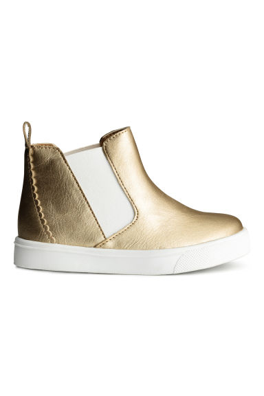 Hi-top trainers - Gold - Kids | H&M 1