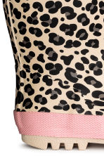 Wellingtons - Leopard print - Kids | H&M 4