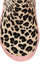 Wellingtons - Leopard print - Kids | H&M 3