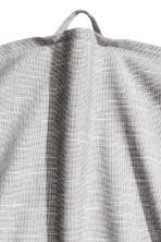 Slub-weave tea towel - Grey - Home All | H&M CA 3
