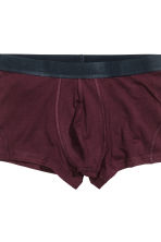 Boxer, 3 pz - Bordeaux/ancore - UOMO | H&M IT 4