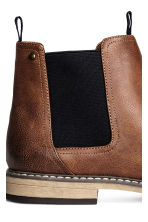 Chelsea boots - Cognac brown - Men | H&M 4