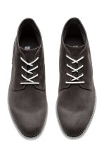 Desert boots - Black - Men | H&M 2