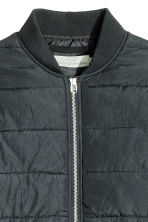 Padded jacket - Black -  | H&M CN 3