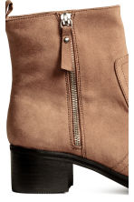 Ankle boots - Beige - Ladies | H&M CN 4