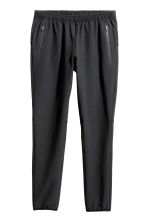 Running trousers - Black -  | H&M CN 2