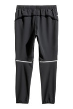 Running trousers - Black -  | H&M CN 3