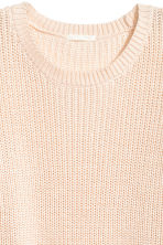 Knitted jumper - Powder - Ladies | H&M 4