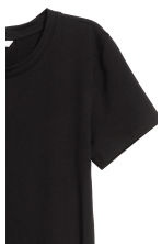 Jersey dress - Black -  | H&M 3