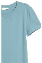 Jersey dress - Turquoise - Ladies | H&M 3