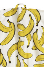 Patterned tea towel - White/Bananas - Home All | H&M CN 2
