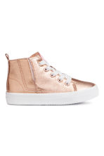 Sneakers coated - Rosa dorato - BAMBINO | H&M IT 2