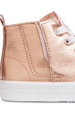 Coated trainers - Rose gold - Kids | H&M 5