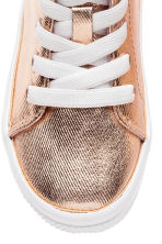 Coated trainers - Rose gold - Kids | H&M 4
