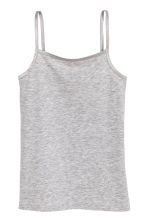 2-pack jersey tops - Powder pink -  | H&M CA 2