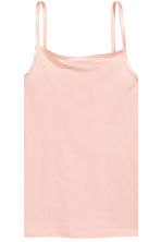 Lot de 2 tops en jersey - Rose poudré -  | H&M FR 3