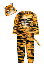 Tiger costume - Black/Orange - Kids | H&M CA 2