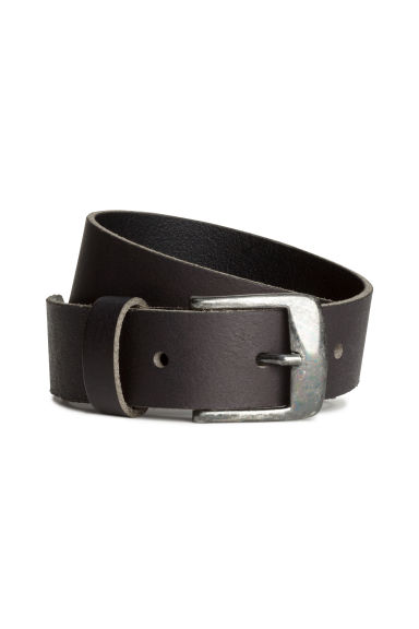 Belt - Black - Kids | H&M CN 1