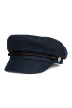 Sailor cap - Dark blue - Men | H&M IE 1