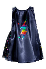 Super hero fancy dress costume - Dark blue/Stars -  | H&M 3