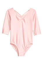 Leotard - Light pink - Kids | H&M CN 2
