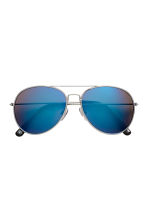 Sunglasses - Silver - Kids | H&M 2