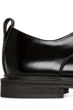 Derby shoes - Black - Men | H&M 5