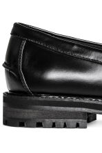Chunky-soled loafers - Black - Men | H&M CN 4