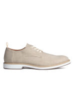 Derby shoes - Light mole - Men | H&M 2
