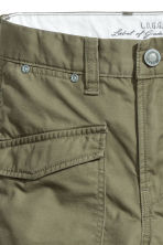 Clamdiggers - Khaki green - Kids | H&M 3