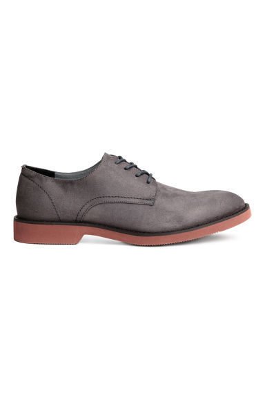 Derby shoes - Grey - Men | H&M CN 1